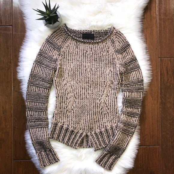 5ee9cc332f97f Derek Lam Sweaters - Derek Lam• Cable Knit Sweater